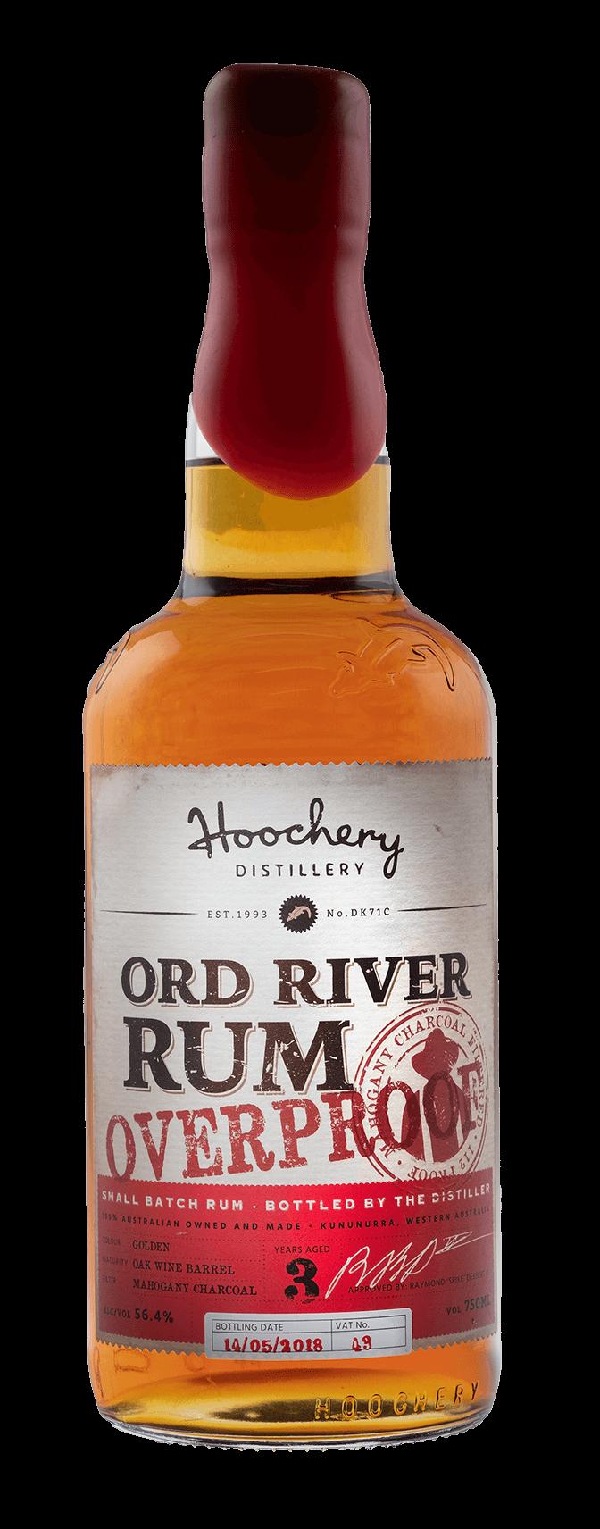 Overproof Ord River Rum