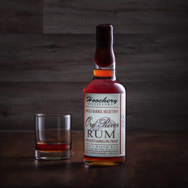 Single Barrel Ord River Rum