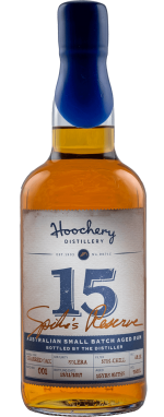 bottle of hoochery rum