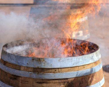 Australian Rum Producers barrel fire